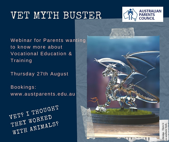 VET Myth busters: A parents guide to Vocational Education & Training image