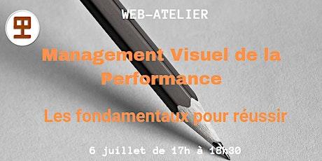WEB-ATELIER - MANAGEMENT VISUEL DE LA PERFORMANCE - Les fondamentaux tickets