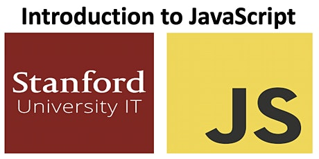 Introduction to JavaScript : Stanford Technology tickets