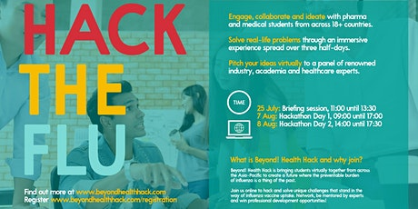 Beyond! Health Hack tickets