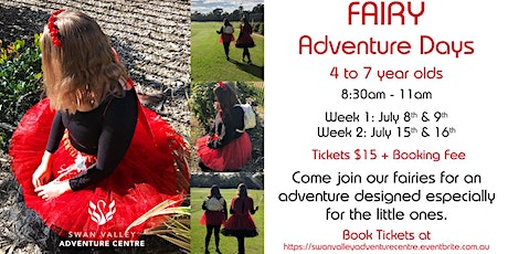 Fairy Adventure Days - Day 3 tickets