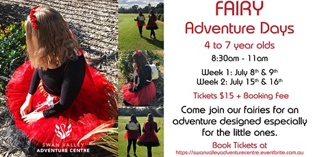 Fairy Adventure Days - Day 4 tickets