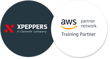XPeppers - Cloud Native, Clean Code, Agile, AWS Training Partner logo