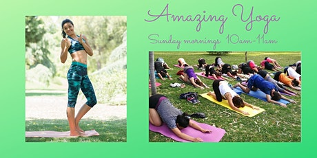 The Art of Yoga - Gentle Practise for Sunday Mornings tickets