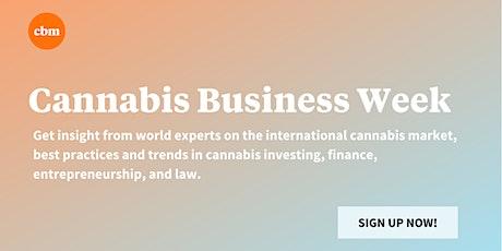 Cannabis Business Week Tickets