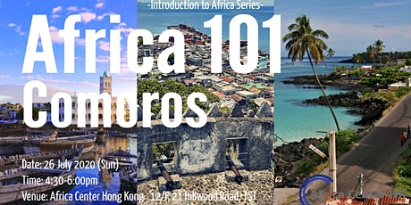 Africa 101 | Comoros tickets