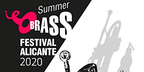 9º SUMMER BRASS FESTIVAL ALICANTE 2020 tickets