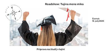 VTIS ROADSHOW: Priprava na študij v tujini tickets