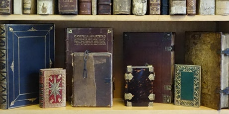 UCL Rare-Books Club: Anthony Davis Book Collecting Finalists tickets