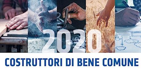 ASSEMBLEA 2020 CONFCOOPERATIVE BOLOGNA  - COSTRUTTORI DI BENE COMUNE biglietti