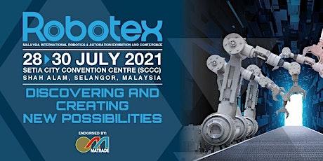 ROBOTEX MALAYSIA 2021 tickets