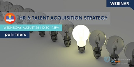 HR & Talent  Acquisition  Strategy tickets