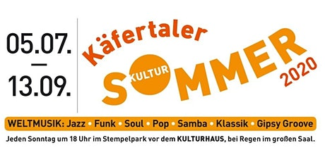 "Käfertaler Kultursommer - 8 - ""Mozart goes on"" Tickets"