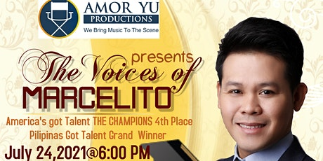 The Voices Of Marcelito tickets