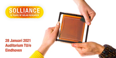 Solliance Day - 10 years of partnership in Solar Research tickets