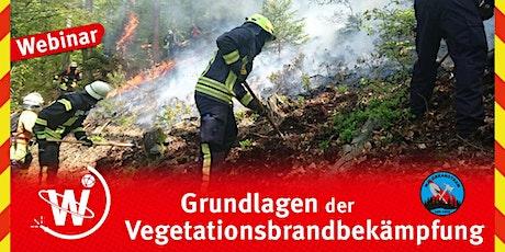 Grundlagen der Vegetationsbrandbekämpfung Tickets