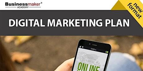 Live Webinar: Digital Marketing tickets