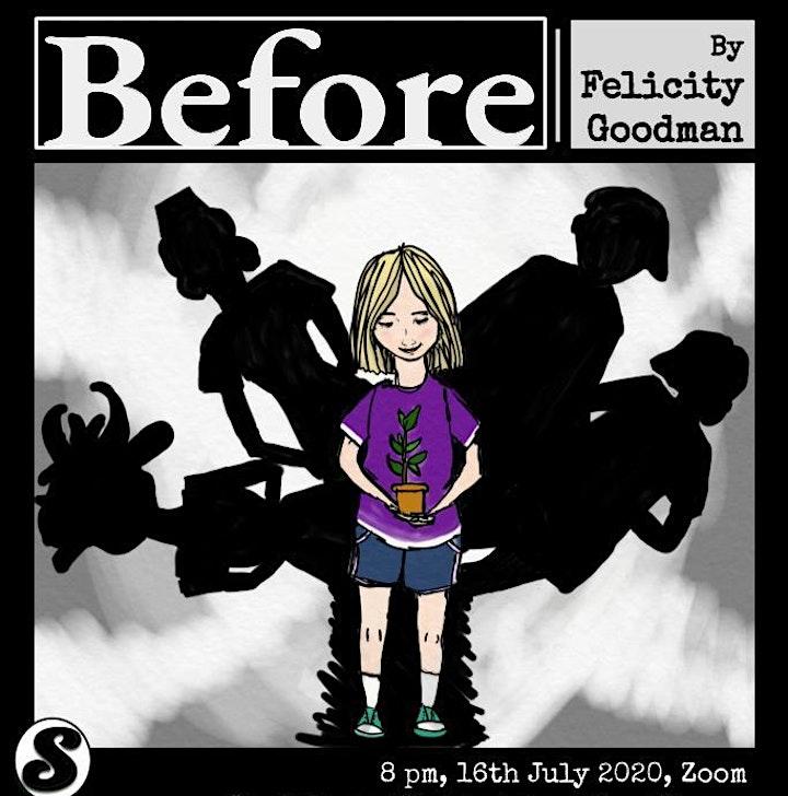 Stitch Story Circle: Before by Felicity Goodman image