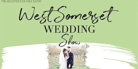 West Somerset Wedding Show tickets