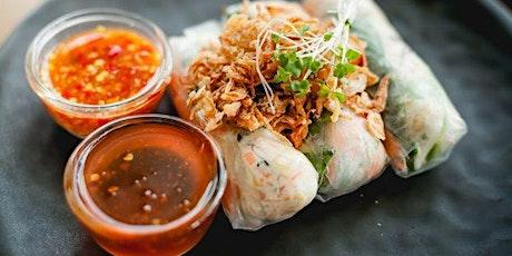 Veganes Crossover durch Asien Die Vielfalt der veganen Asia-Küche Berlin Tickets
