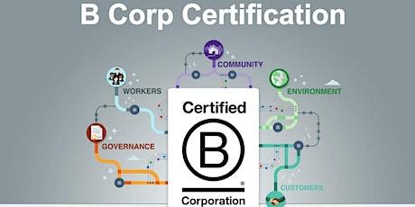 Webinar sobre B Corp y la Evaluación de Impacto de B boletos