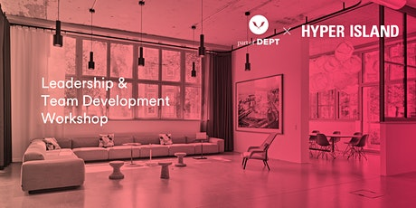 Leadership & Team Development Workshop w/ Hyper Island, Zürich, CH tickets
