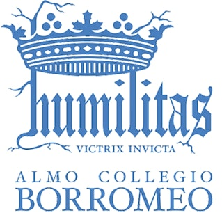 Almo Collegio Borromeo  logo