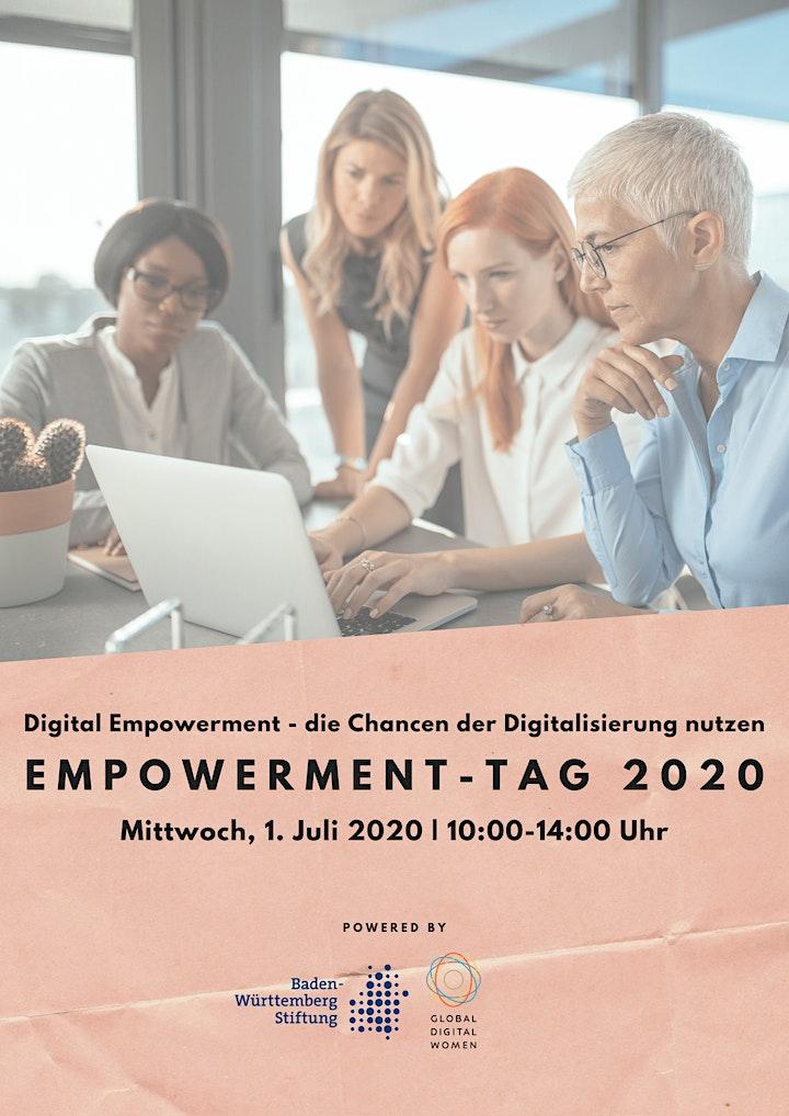 Empowerment-Tag 2020: Digital Empowerment: Bild