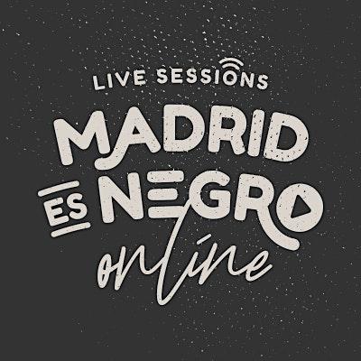 Madrid es Negro logo