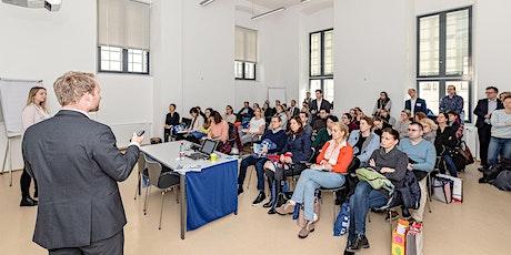 Praxisgründungstage 2021 Wien – Kongress zur Gründung einer Praxis Tickets
