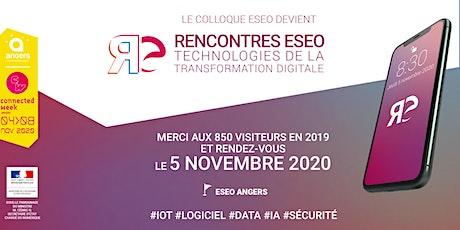 Rencontres ESEO : Technologies pour la transformation digitale - VISITEUR billets
