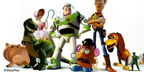 TOY STORY - DRIVE IN  SCREENING W/LOST FORMAT SOCIETY tickets