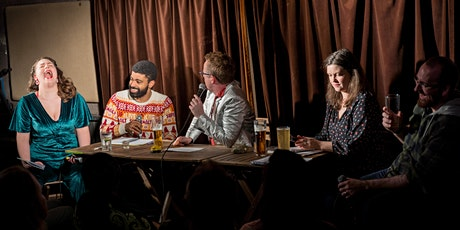 NEVER EXPLAIN - The Other Science Comedy Panel Show tickets