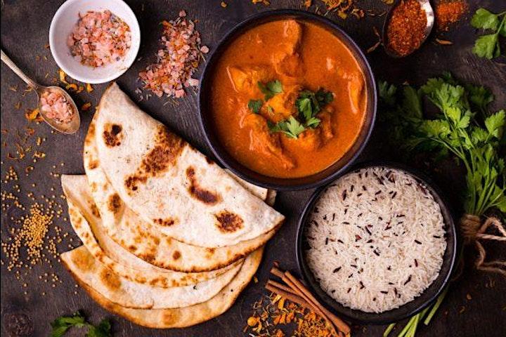 Curry, Masala & Co. Indischer Kochkurs in Berlin: Bild