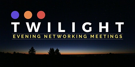 Twilight Networking Zoom Meeting - Thursday 5th Nov 2020 from 5.45pm tickets