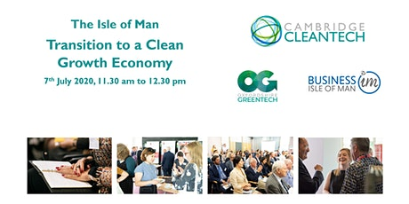 The Isle of Man  Transition to a Clean Growth Economy Workshop tickets