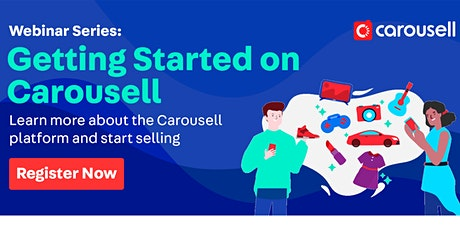 Getting Started on Carousell tickets