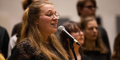 Kerken Luisteren met Samantha Lensink tickets