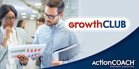 GrowthCLUB 30 Day Planning Webinar tickets