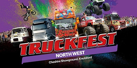 Truckfest North West Truck Entry 2021 tickets
