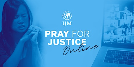 Pray for Justice Online tickets