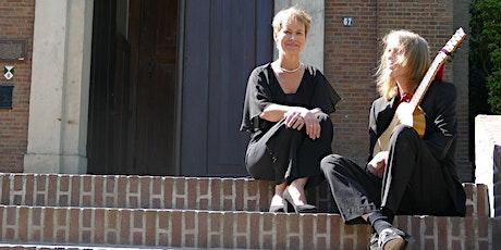 Kerken Luisteren met Duo Pageluza tickets