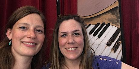 Kerken Luisteren met Mignon Primus en Carol Ruiz Ghandia tickets