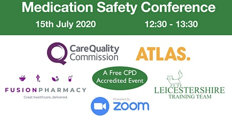 Medication Safety Conference tickets