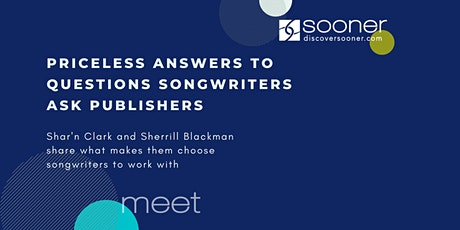 Priceless Answers to Questions Songwriters Ask Publishers tickets