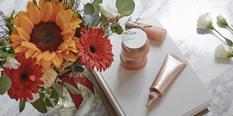Clarins x Anndol.Floral Sunflower Jar Arrangement  tickets
