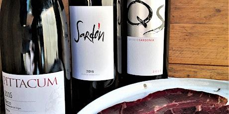 Ibérica Live presents red wines of Castilla y León entradas