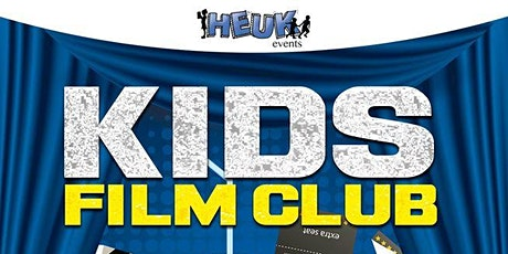Kids Film Club 9-14yrs Weekly tickets