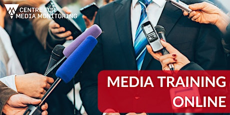 Media Training Online: Introduction to Media Interviews tickets