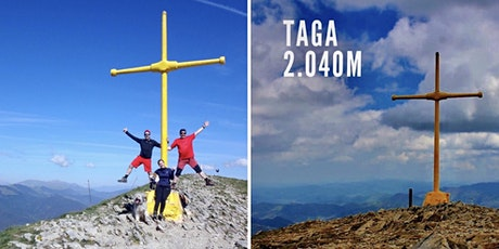 Hike to Taga peak! entradas